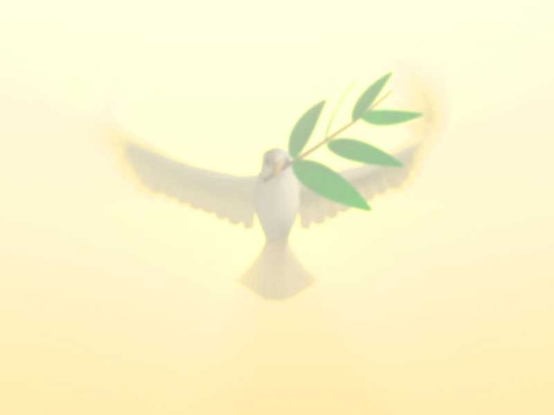 Cross and dove background - photo#3