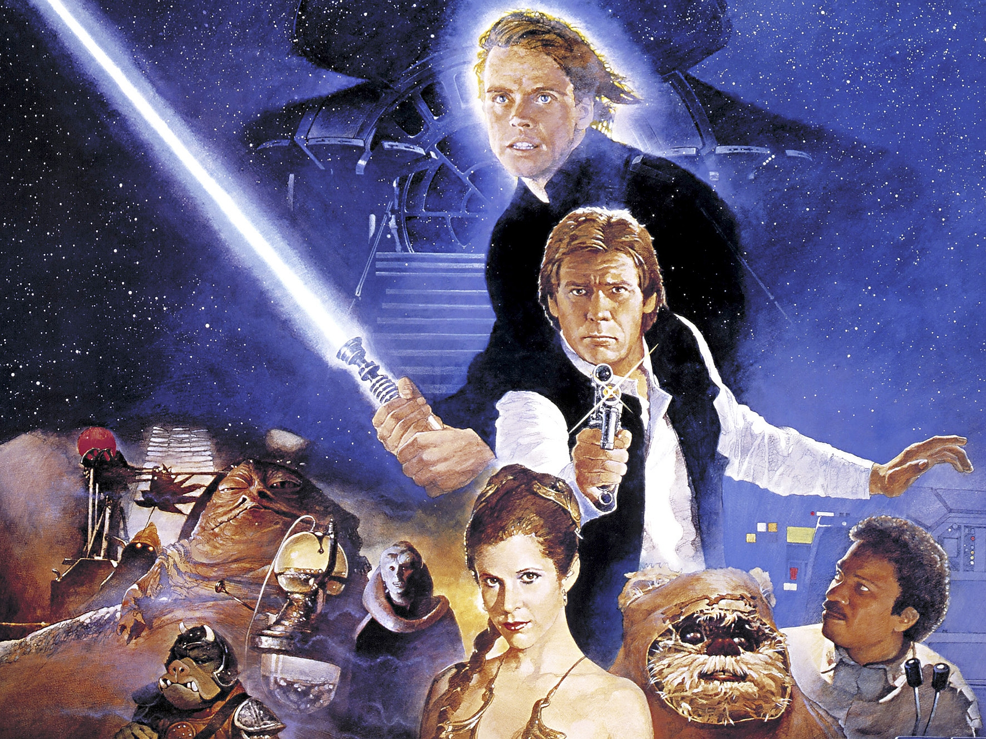 Return Of The Jedi Wallpaper 6