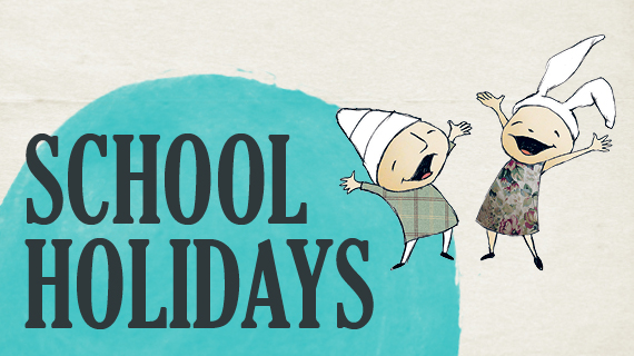 School Holiday Wallpaper 4