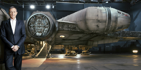 Star Wars 7 Set Photos Millenium Falcon