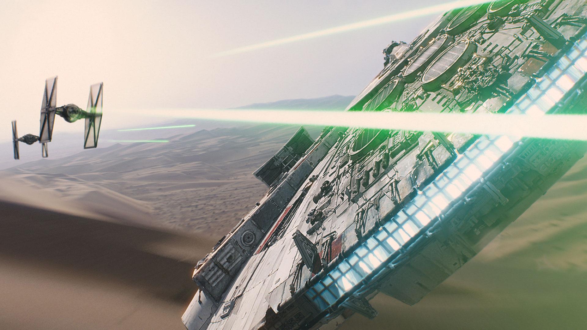 The Force Awakens Wallpaper 11