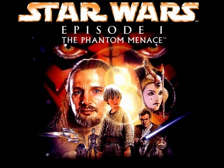 The Phantom Menace Wallpaper 4