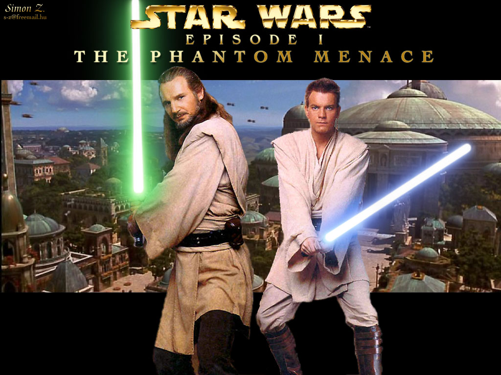 The Phantom Menace Wallpaper 6