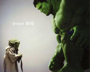 Yoda Hulk Wallpaper 3 300×240