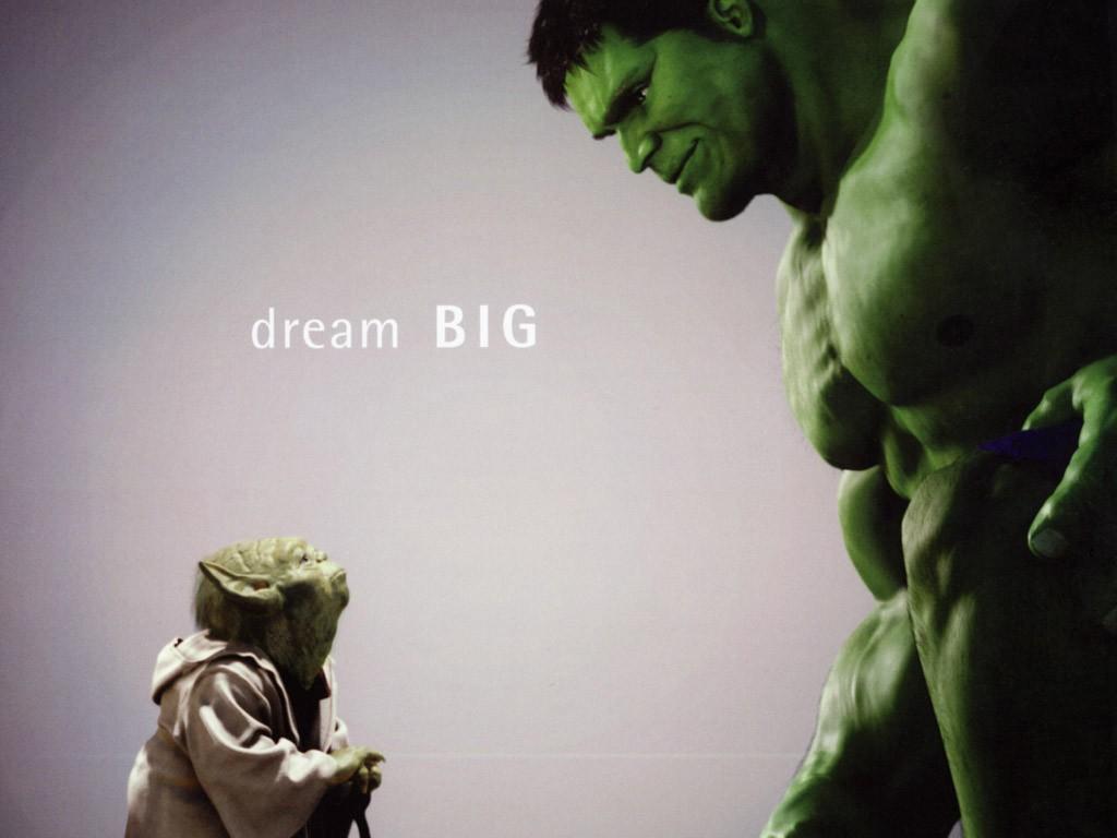 Yoda Hulk Wallpaper 4