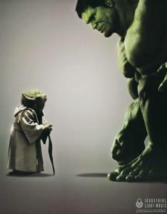Yoda Hulk Wallpaper 5 234×300