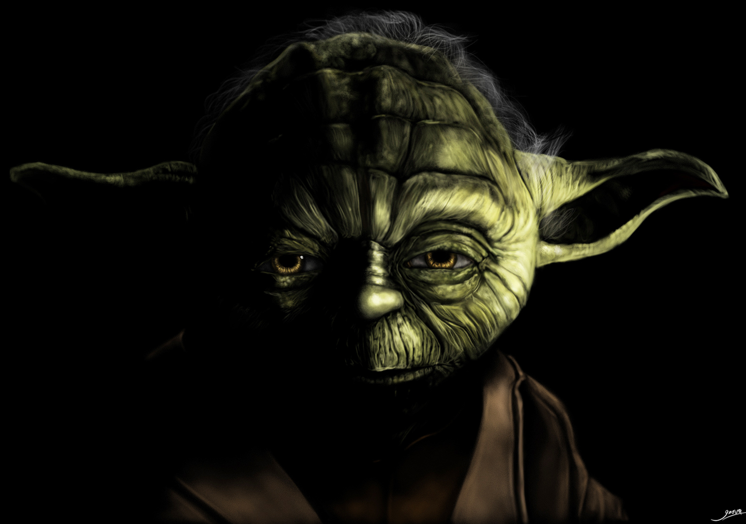 Yoda Wallpaper 1