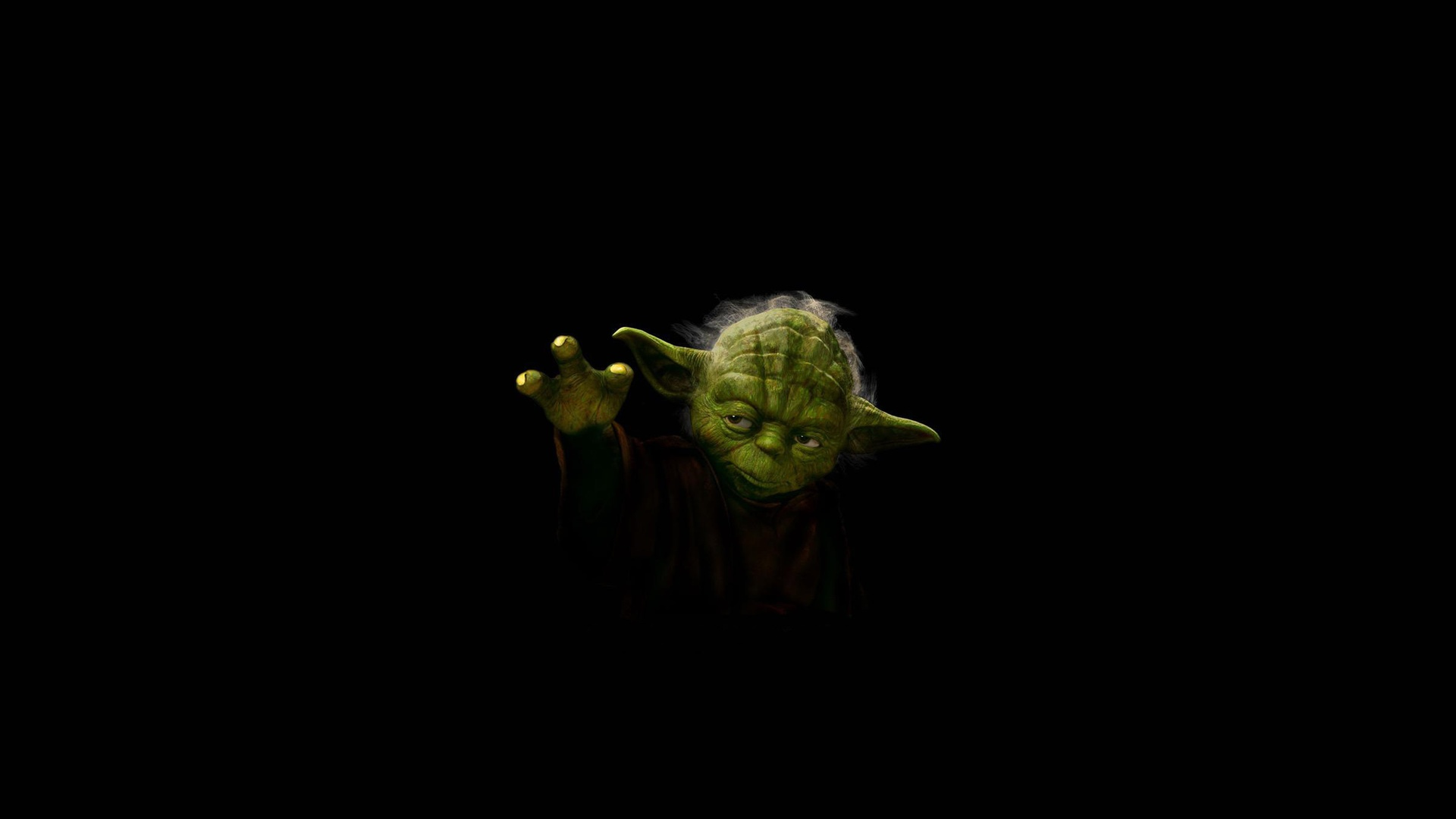 1920×1080 Yoda Wallpaper | The Art Mad Wallpapers: theartmad.com/1920x1080-yoda-wallpaper