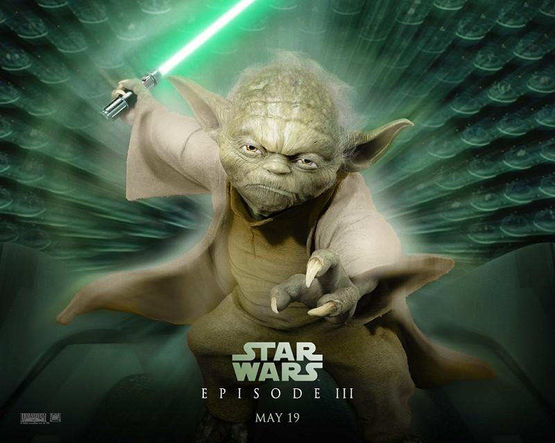 Yoda Wallpaper 2