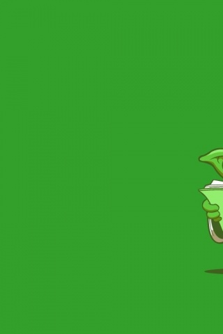 Yoda Wallpaper IPhone 12