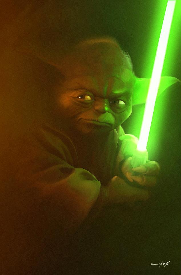 pics photos master yoda star wars iphone 5 wallpapers