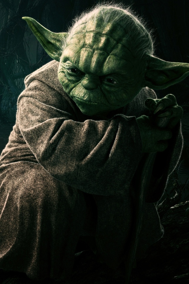 Yoda Wallpaper IPhone 2