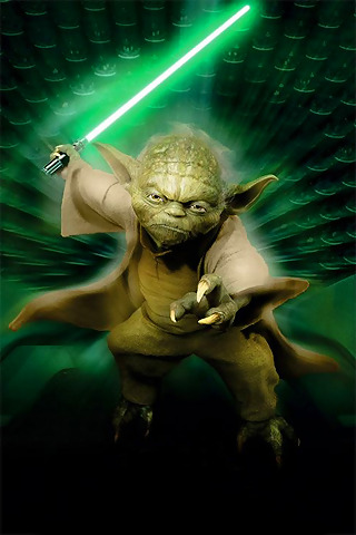 Yoda Wallpaper IPhone 3