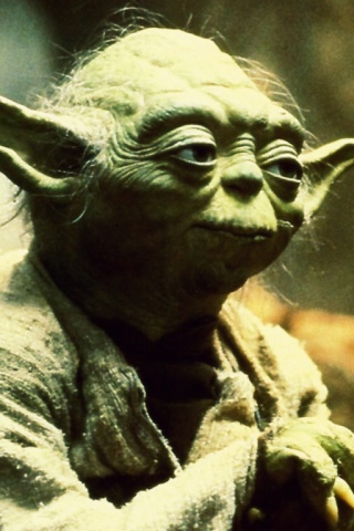 Yoda Wallpaper IPhone 4