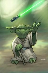 Yoda Wallpaper IPhone 5 200×300