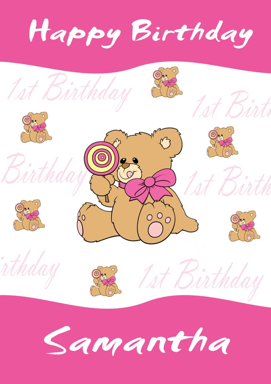 1st Birthday Wishes For Kids 14