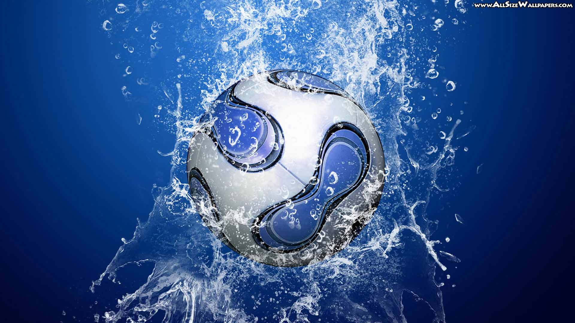 3d Football Wallpaper 1