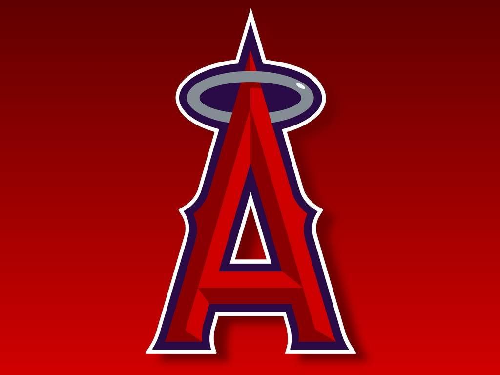 Angels Baseball Wallpaper 1