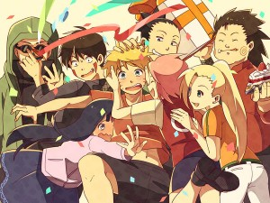 Anime Happy Birthday Naruto 8 300×225