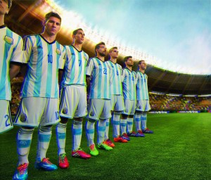 Argentina Football Wallpaper 1 300×256