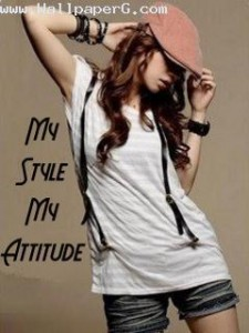 Attitude Girl Wallpapers For Facebook Profile (2)