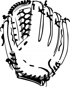 Baseball Clipart Black And White 41 241×300