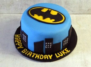 Batman Birthday Cake 2 300×220