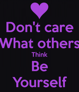 Be Yourself Poster 3 257×300