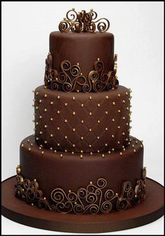 Beautiful Chocolate Cakes 2
