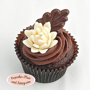 Beautiful Chocolate Cupcakes 1 300×300