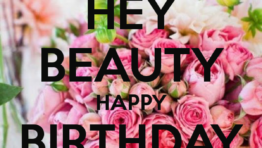 Beautiful Happy Birthday Images 1