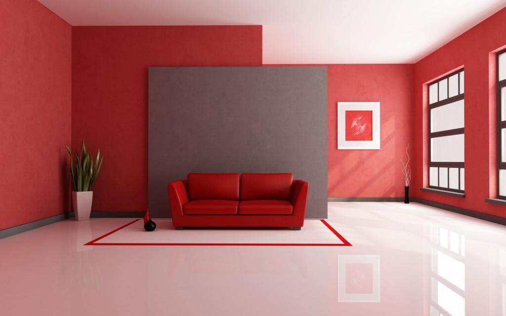 Beautiful House Interior Wallpaper 18