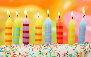 Birthday Cake Candles Wallpaper 9 300×188