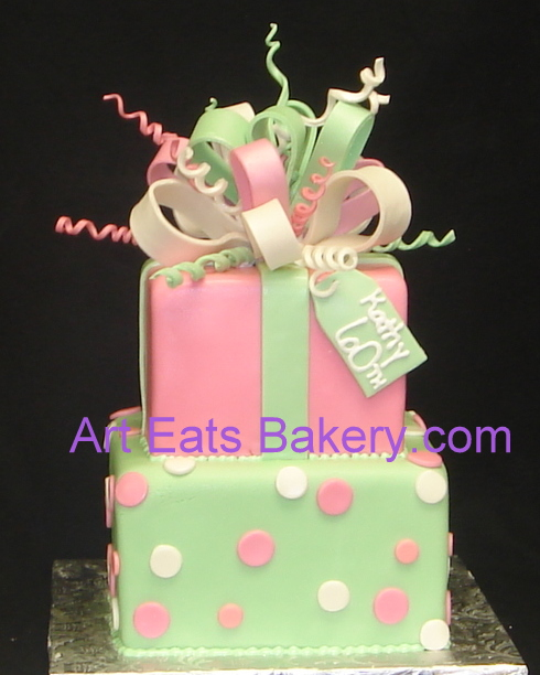 cool birthday cakes for women