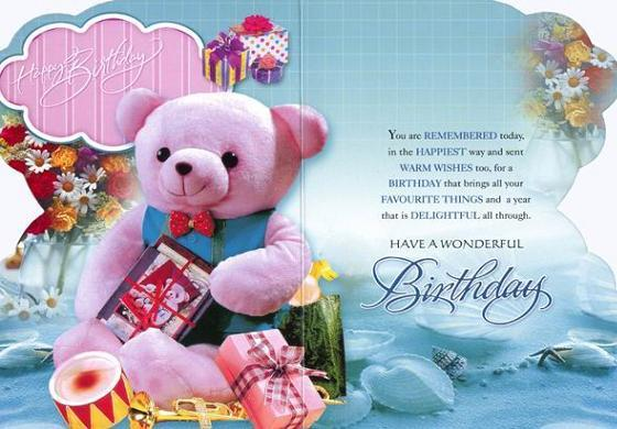 Birthday Wishes 38