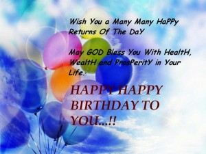 Birthday Wishes 45 300×225