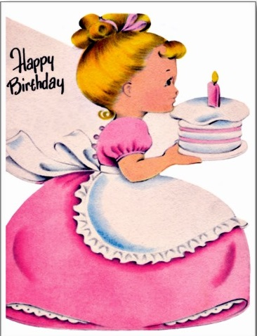 Birthday Wishes For Kids Girl 9