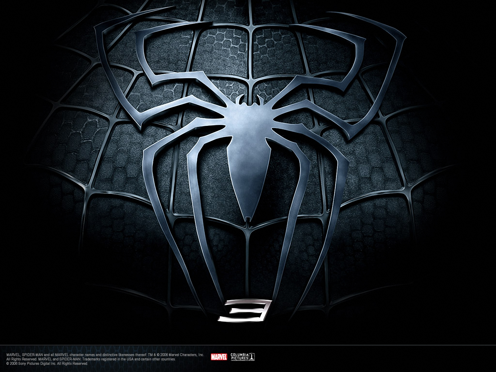 Black Spiderman Wallpapers Hd 10
