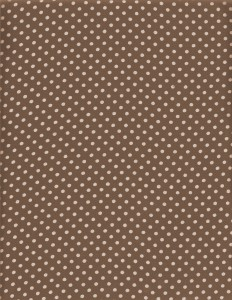 Brown Polka Dot Wallpaper 6 232×300