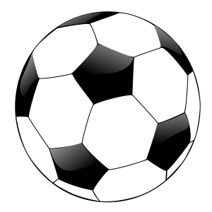 Clipart Football 10 300×300