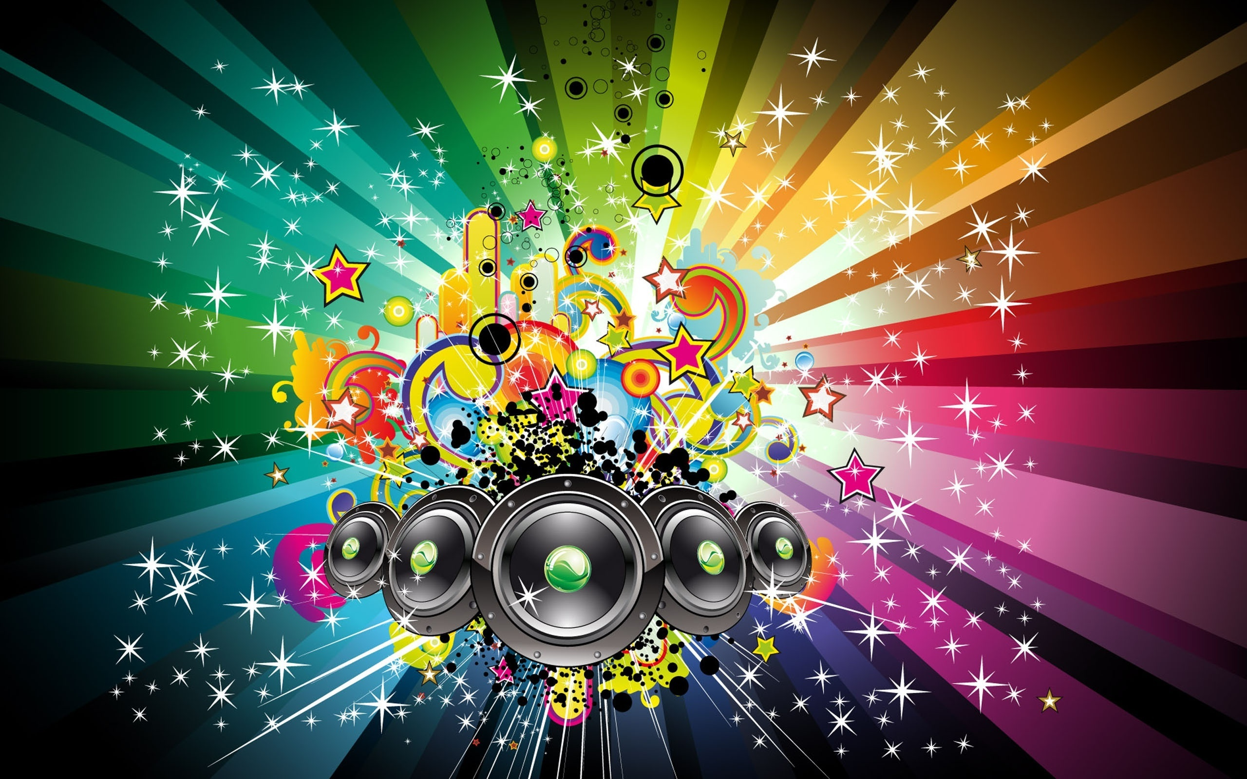 Colorful Music Images