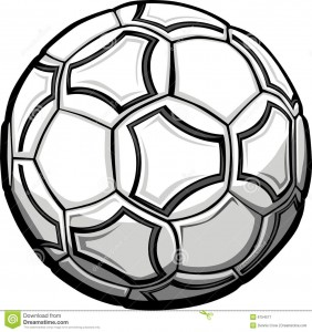 Cool Soccer Balls Drawings 3 282×300
