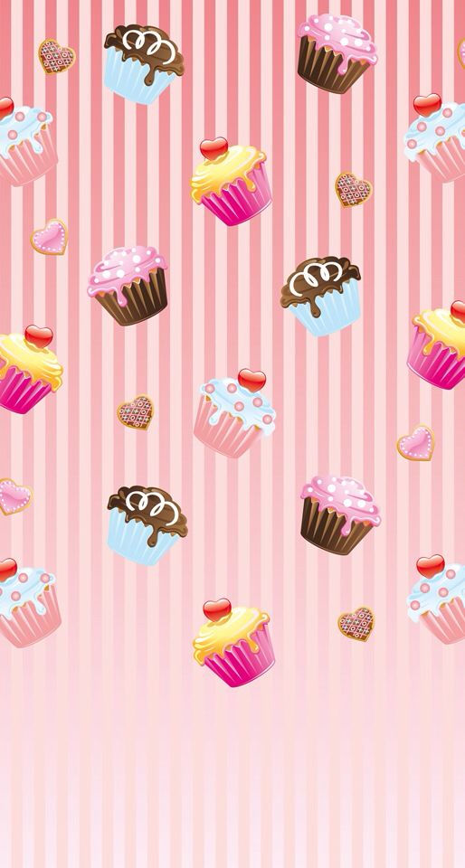 Cupcake Wallpaper For Iphone 3