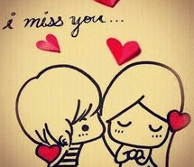 Cute I Miss You Images 3
