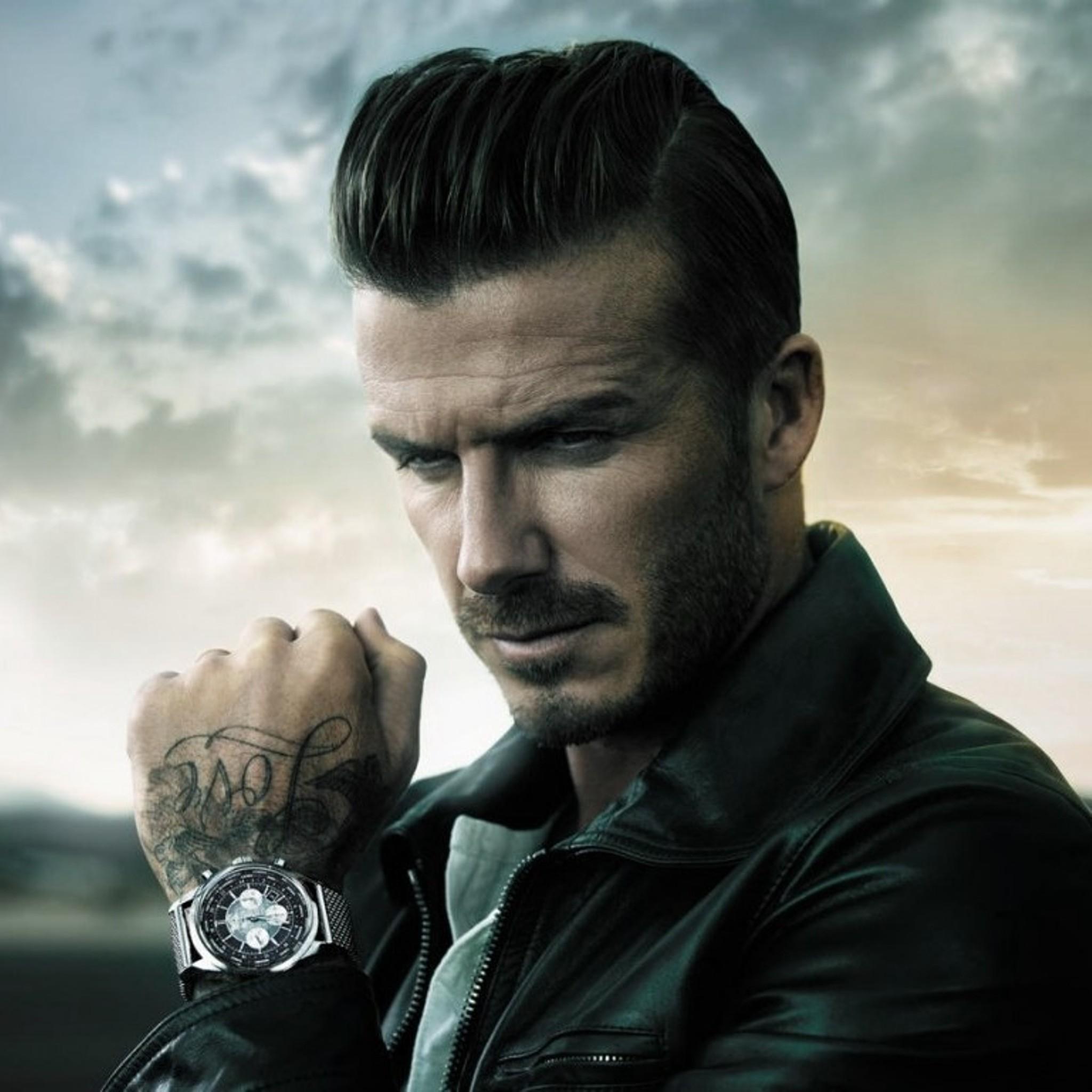 David Beckham Haircut 2013 Back David Beckham Hairstyles 2013
