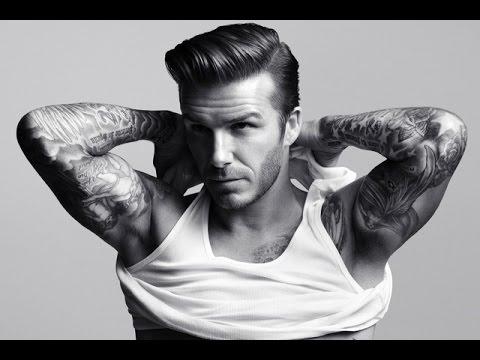 David Beckham Hairstyles HM 3
