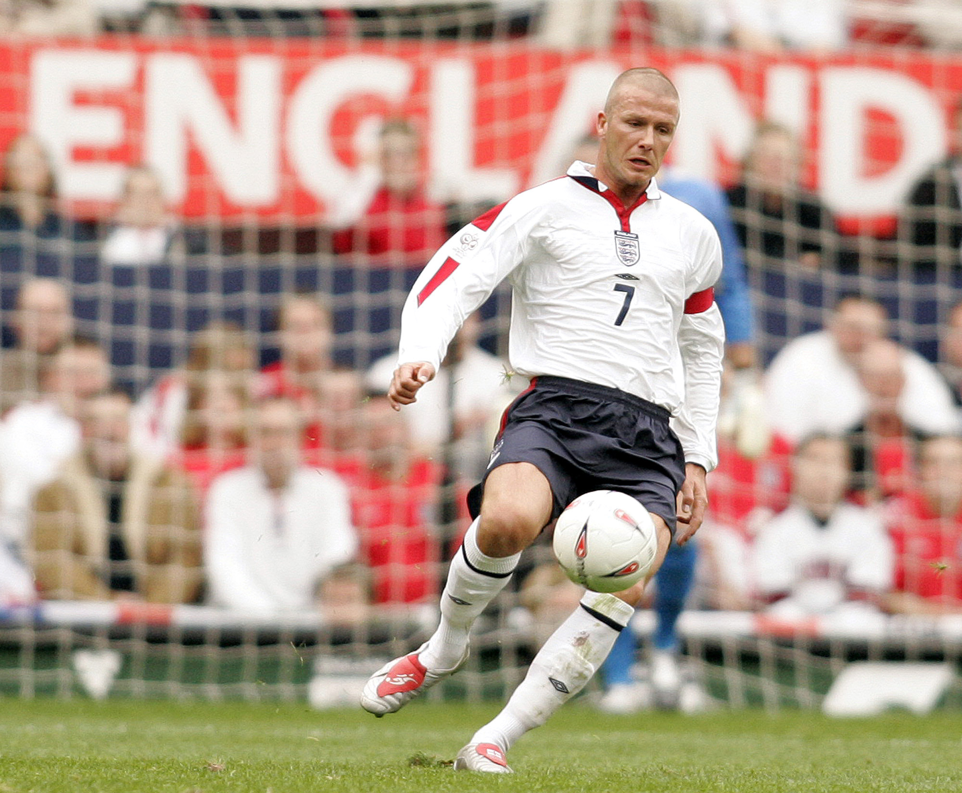 David Beckham Wallpaper England 4