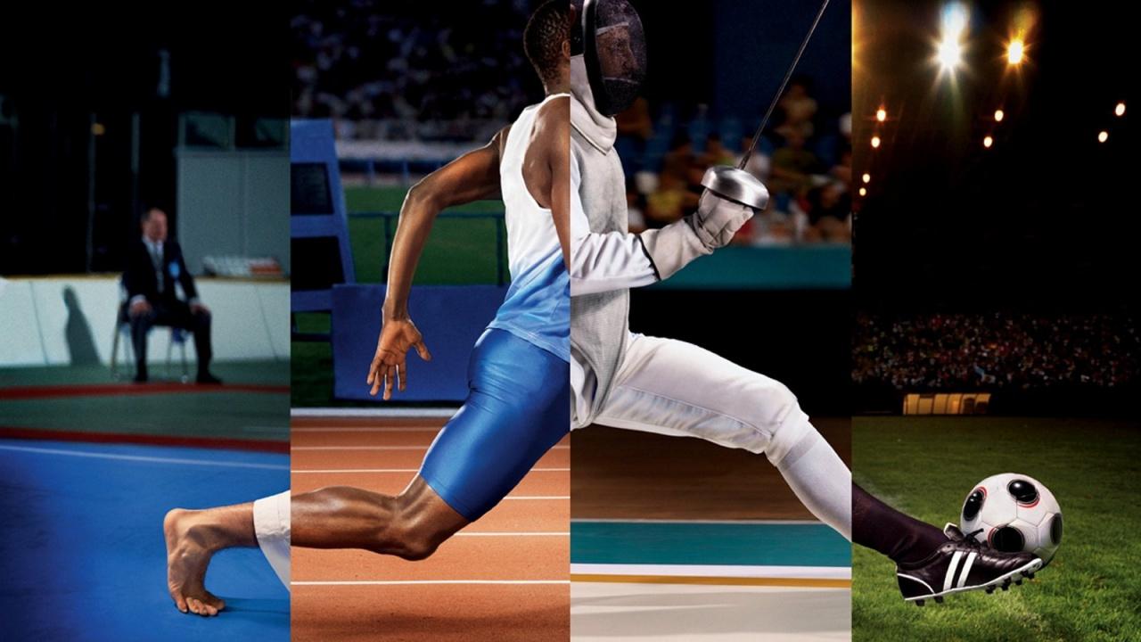 Different Sports Wallpaper 4