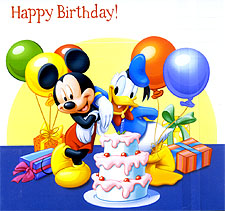 Disney Happy Birthday 22