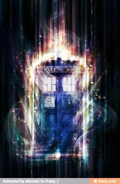 Doctor Who Tardis Wallpaper Iphone 17